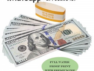 Put an end to your financial trauma with counterfeit money for sale+27738218457
