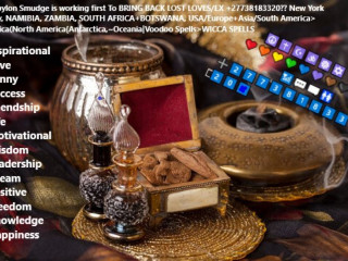 URGENT BRING BACK LOST LOVE SPELL CASTER 4 Quick Help USA +27738183320